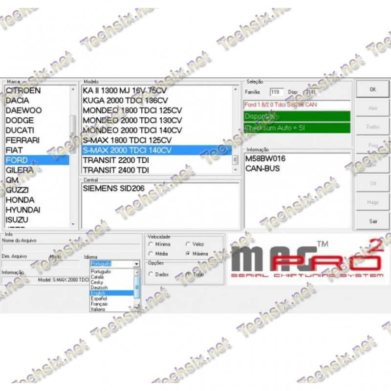 MagPro2 update to v5.5 for Cloned and Original units