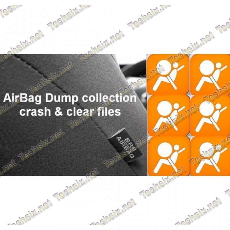 Airbag Repair DVD collection