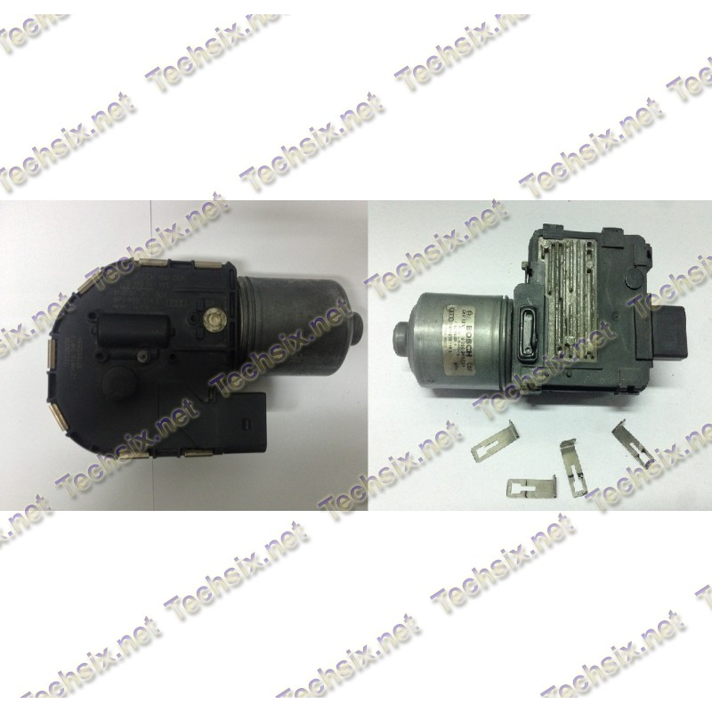 Audi A3 Wiper Motor repair instruction