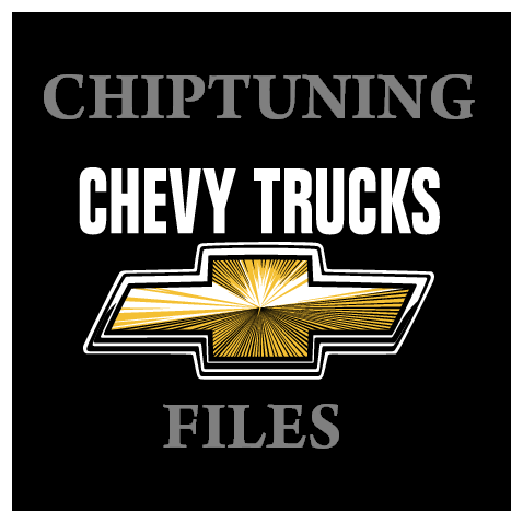 Chevrolet Chevy trucks chiptuning files