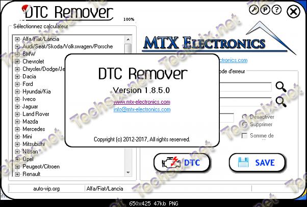 PSA EDC16 DTC remover - $100 00 : TechSix Net - Automotive