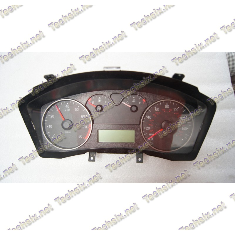 Fiat Stilo instrument cluster - Dashboard repair instruction