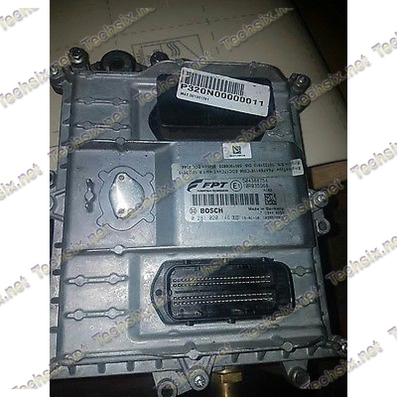 Iveco EDC7 Engine Control unit repair manual