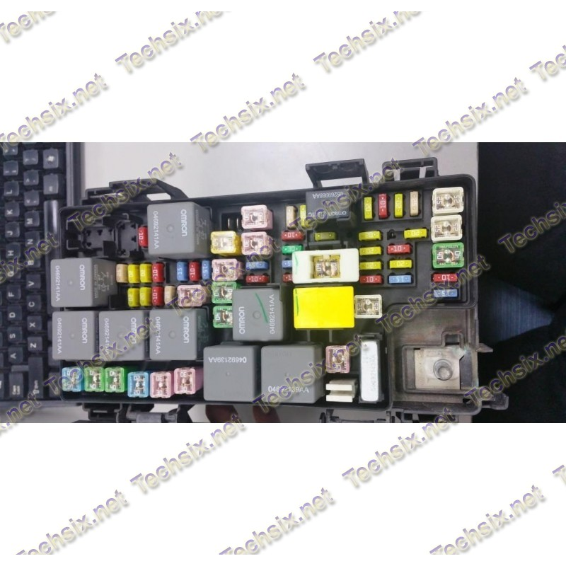 Mercedes W169 w245 -2011 Electronic power steering repair