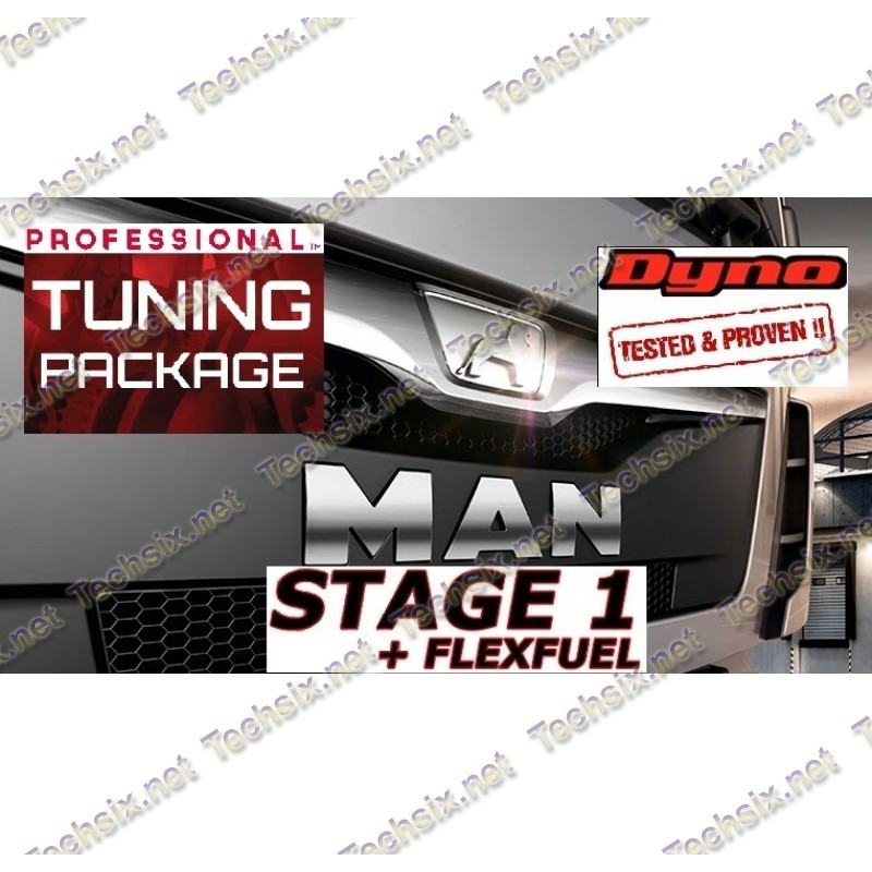 MAN Tuning files package