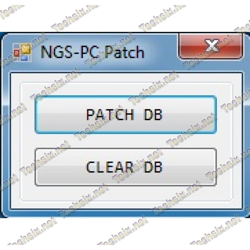 NGS PC Automatic Patcher