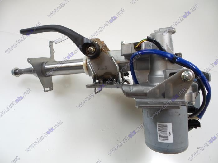 Nissan Qashqai J10 2006-2013 Electronic power steering repair in