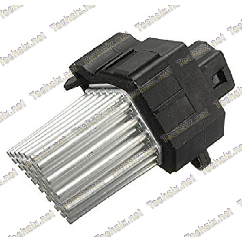 Peugeot Citroen Blower RegulatorResistor - New Type repair inst
