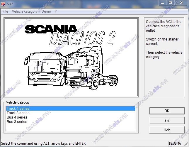 Scania SD2 2.37.85 & SP2 2.35.86 2