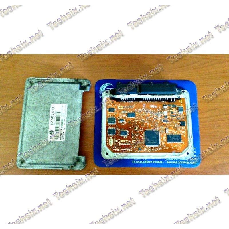 Siemens Simos 2.1 VAG ecu repair instruction