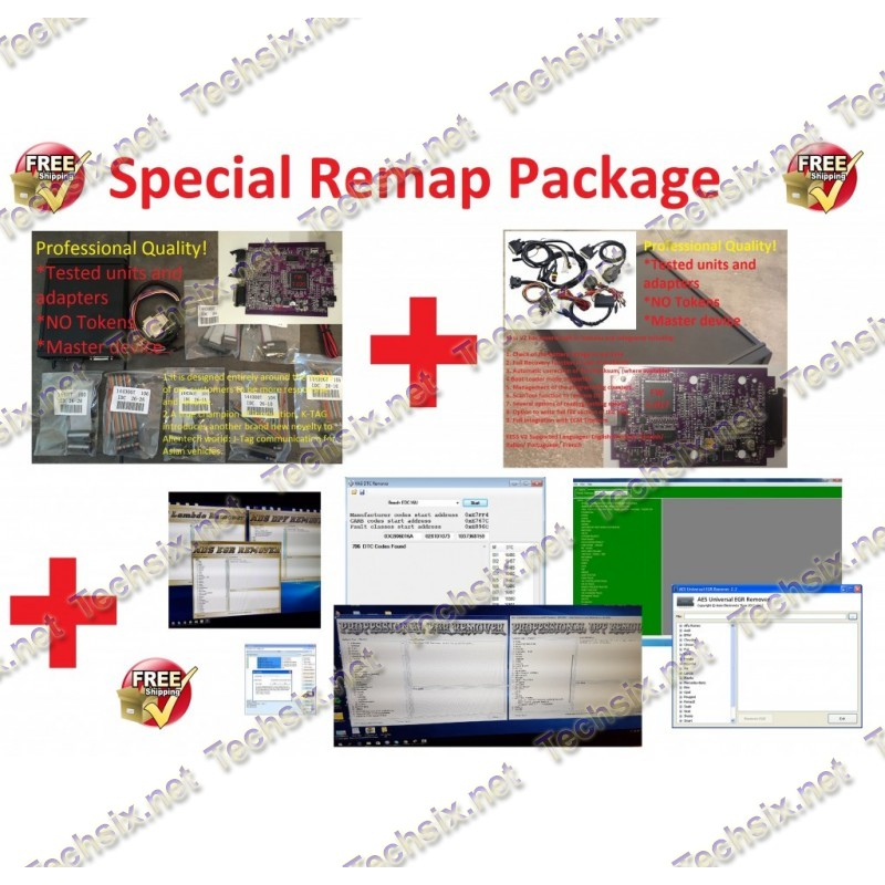 Special Remap package
