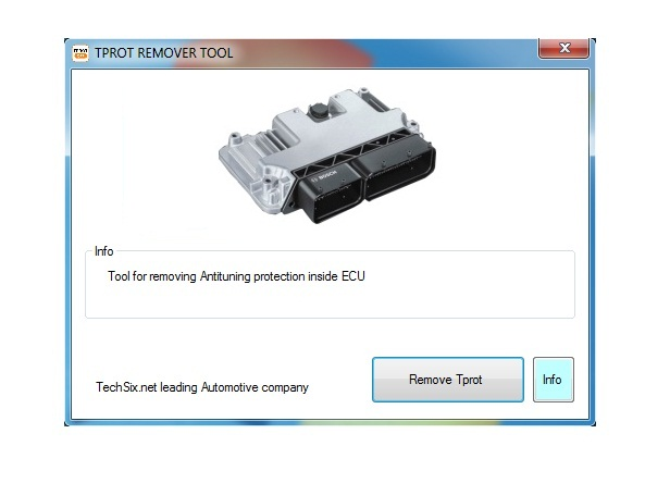 Tprot remover tool 2020