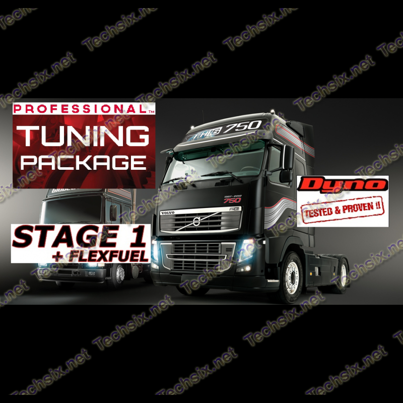 Volvo Truck tuning files package