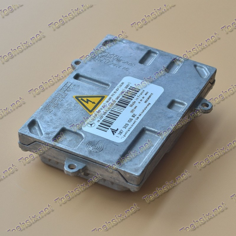 Xenon Modul repair instruction mercedes W209 R230 W203 W211