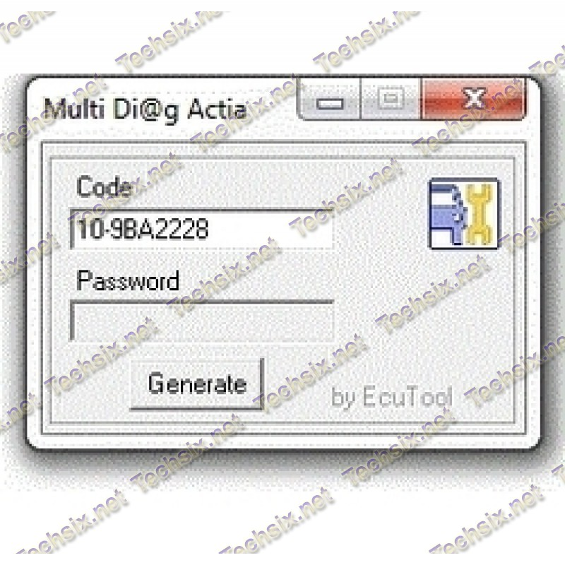 Actia Multidi@g all version collection of all keygen 2010-2017