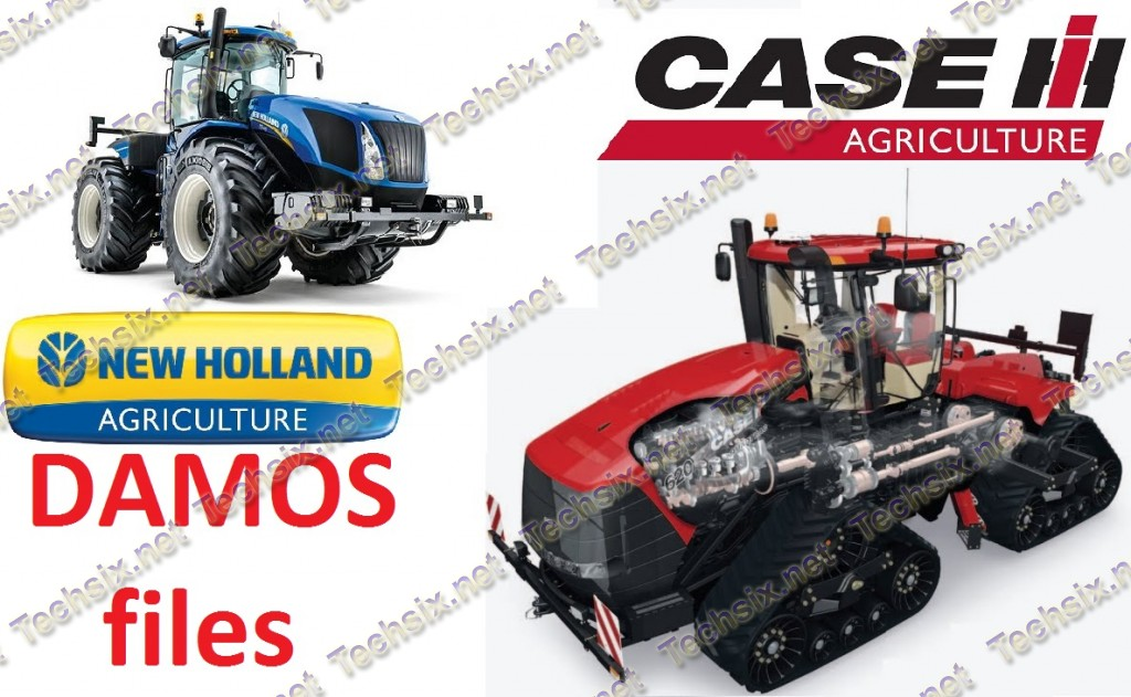 New Holland - Case IH Damos files
