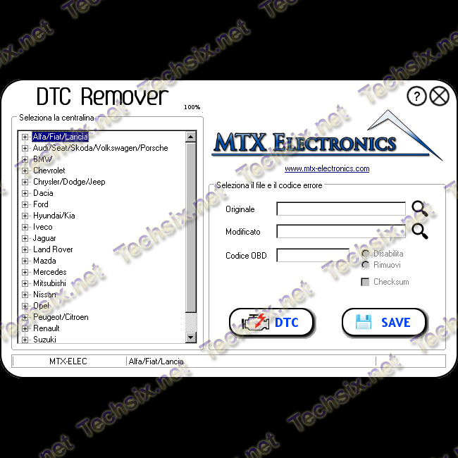 DTC remover v1.8.8.8 with keygen - licence maker